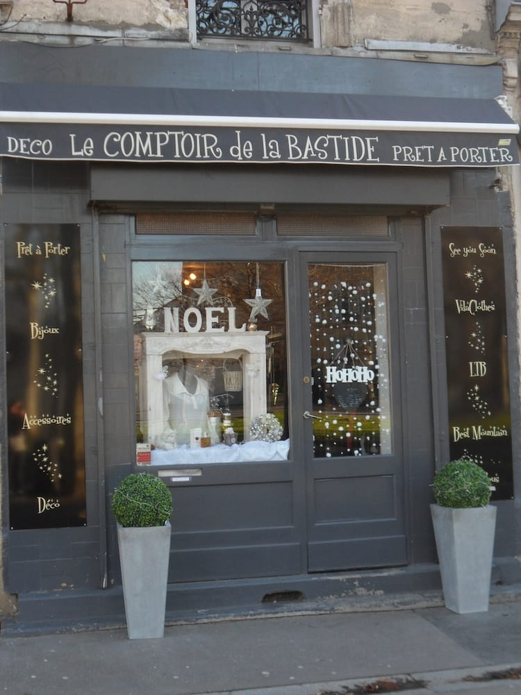 le comptoir de la bastide accessoires 117 avenue thiers bastide bordeaux num 233 ro de