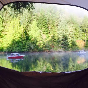 Chinook Bend Rv Resort Campgrounds Lincoln City Or