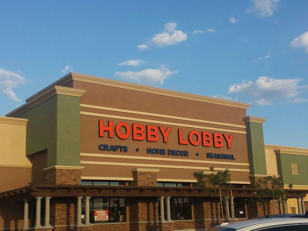 Hobby Lobby: 40022 10th St W, Palmdale, CA