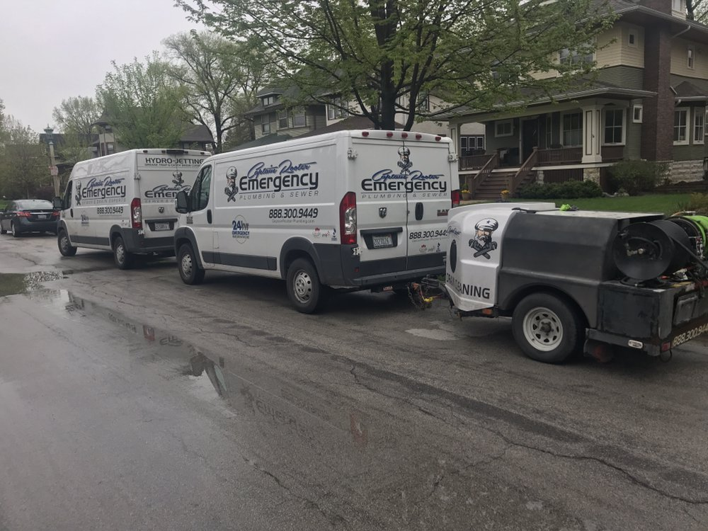 Captain Rooter Emergency Plumbers Chicago - 1233 Photos