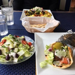 Photo Of The Grill Waltham Ma United States Amazing Lunch Falafel