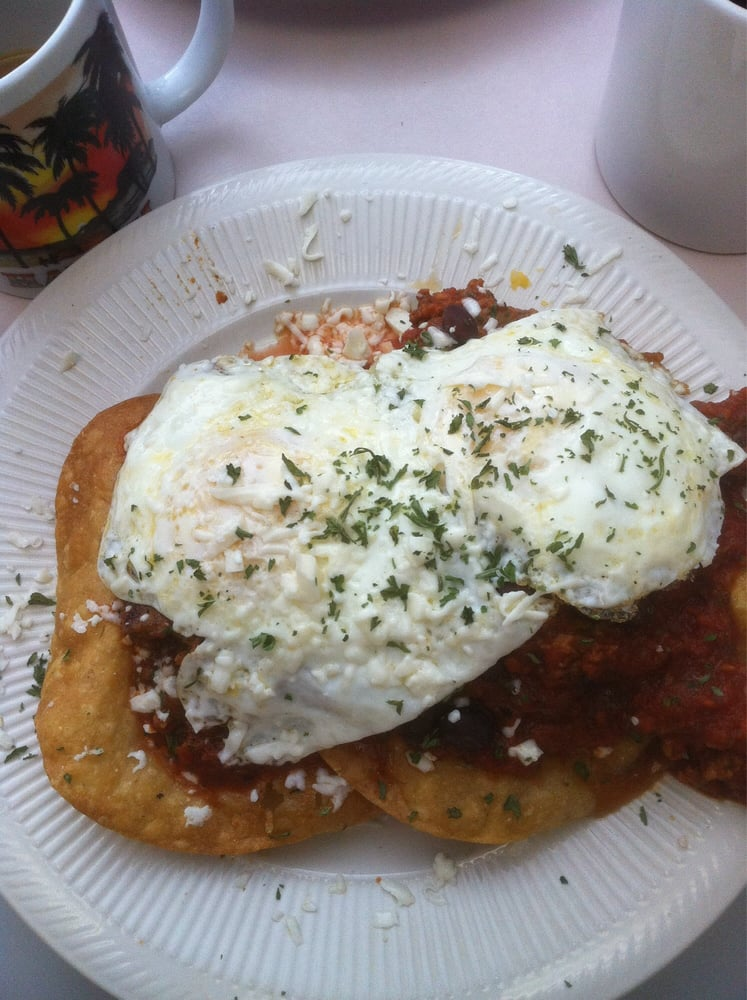 Huevos rancheros yelp for Kitchen 87 mount holly nj