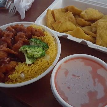 Chinese Food On Yadkin