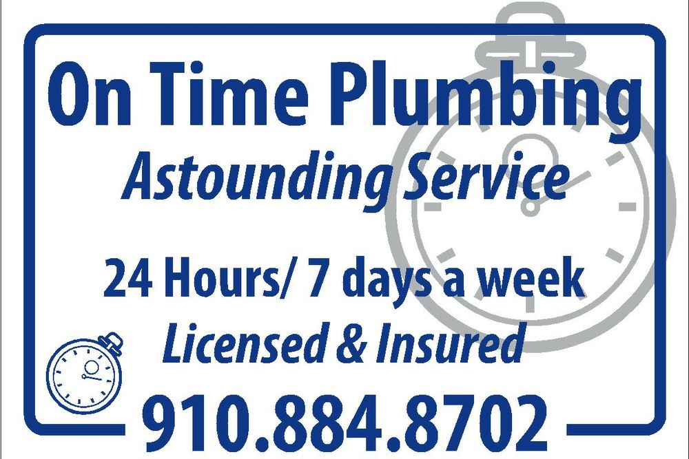 On Time Plumbing: 220 Eastwood Ave, Fayetteville, NC