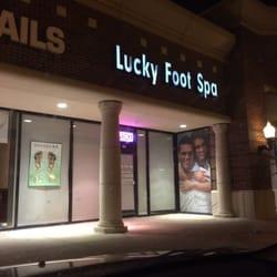 Lucky Foot Spa Keller