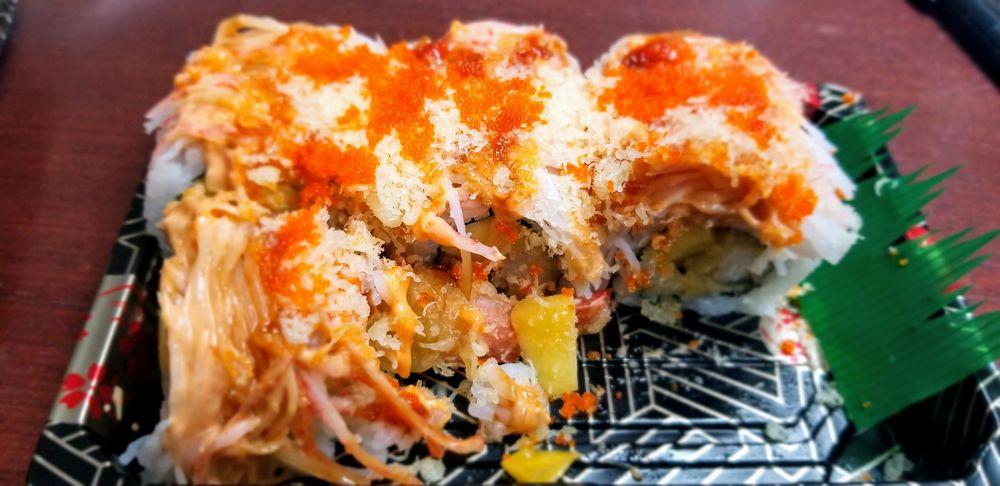 Tokyo Japanese Cuisine: 1615 N Harrison Ave, Pierre, SD