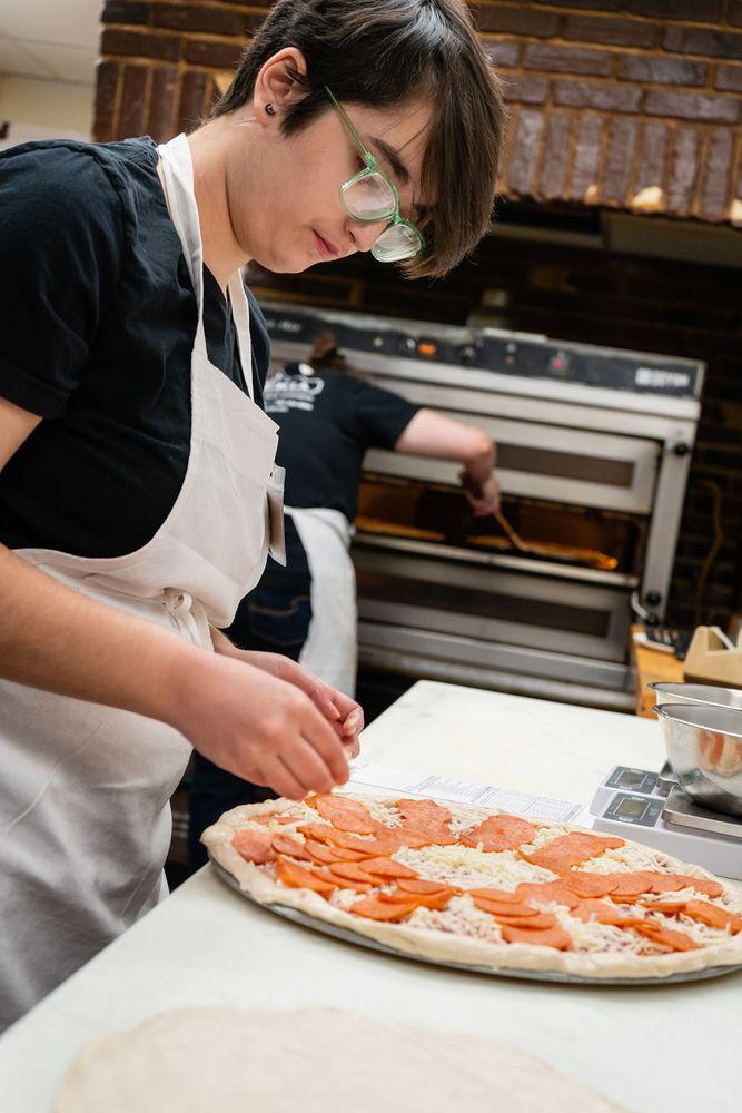 Tony's Pizzeria: 140 Main St, Dansville, NY