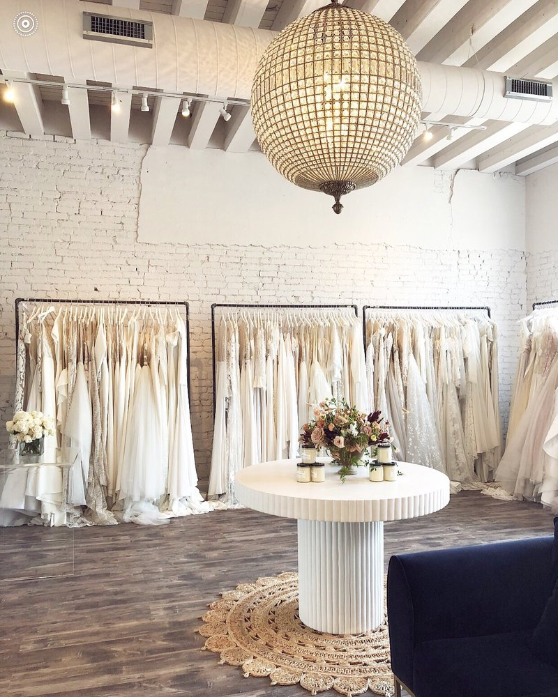 The Dress Theory Bridal Shop