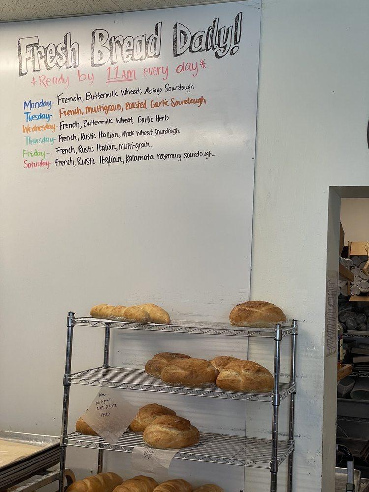 Lake Chelan Artisan Bakery: 246 W Manson Hwy, Chelan, WA
