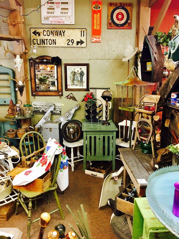 The Vintage Market Home and Garden Decor: 410 Wilburn Rd, Heber Springs, AR