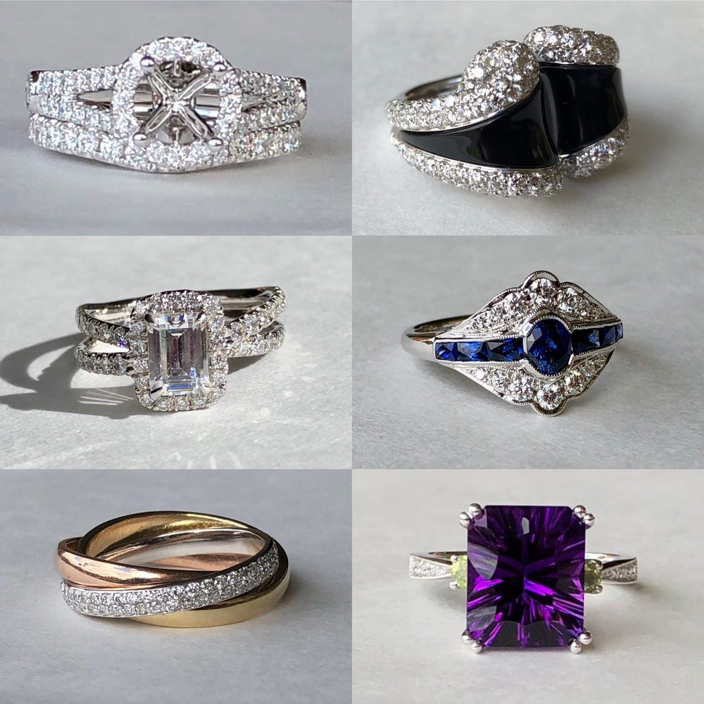 Mock and Co Diamonds and Jewelry