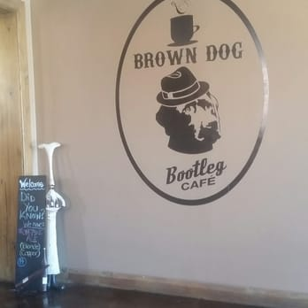 Brown Dog Cafe Hamilton Menu