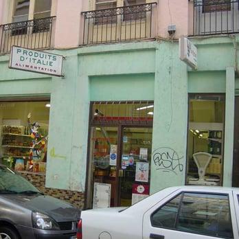 Photo de Produits dItalie , Lyon, France