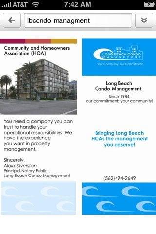 Long Beach Condo Management - 13 Reviews - Property Management ...