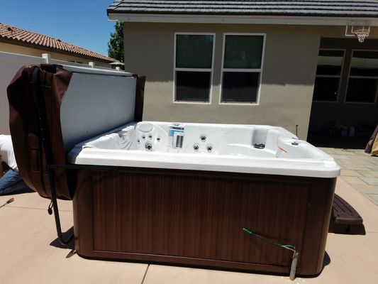Professional Spa Movers Colleen Ct Bakersfield CA Hot Tubs - Pool table movers bakersfield ca