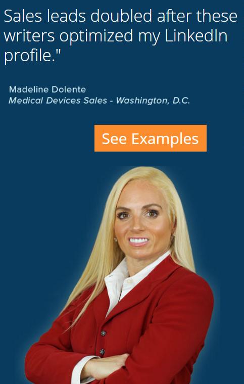 Photo Of LinkedIn Profile U0026 Resume Writing Services   San Francisco, CA,  United States