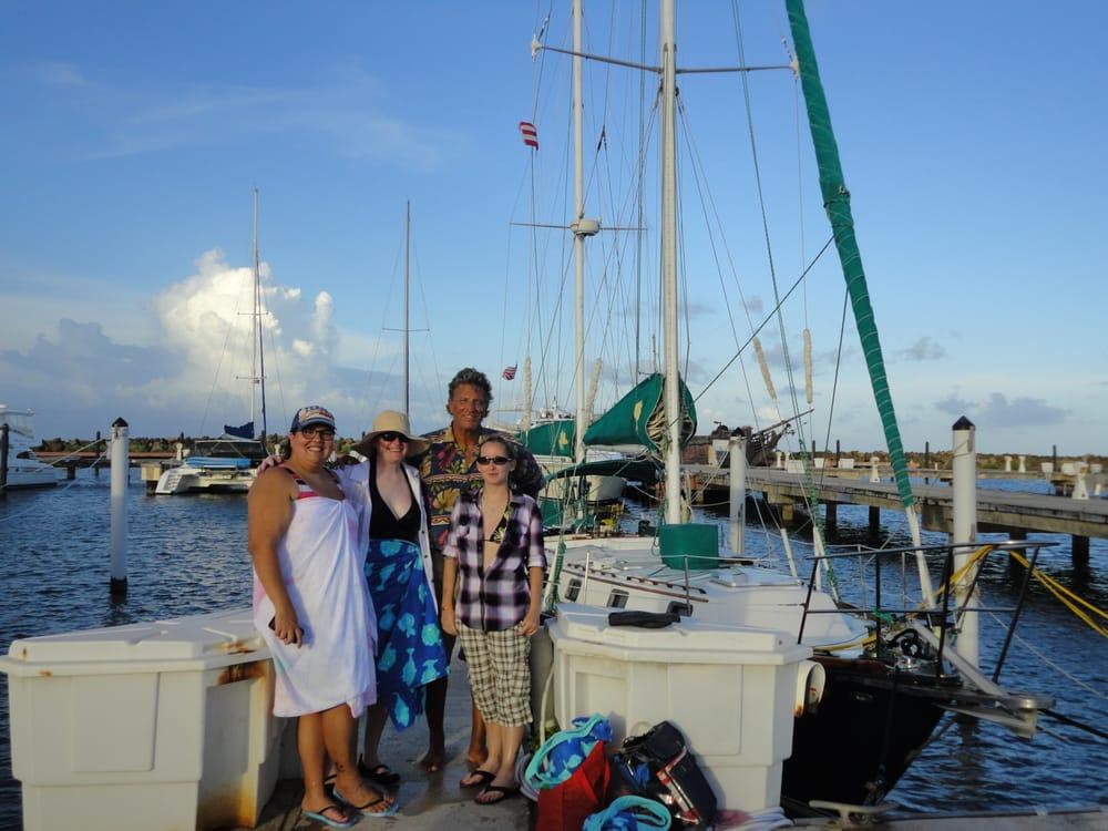 Erin Go Bragh: Puerto del Rey Marina, Fajardo, PR