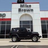 Mike Brown Chrysler Dodge Jeep 12 Photos Car Dealers 4970 E Us