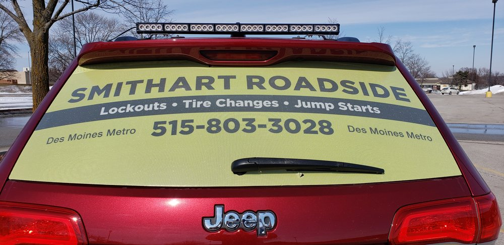 Towing business in Indianola, IA