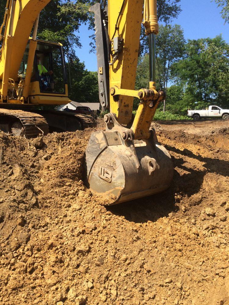 Jensen's Excavating: 13271 M 140 Hwy, South Haven, MI