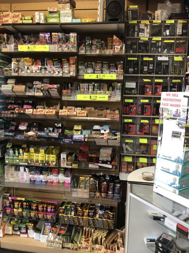 Discount Cigarettes: 1412 N H St, Lompoc, CA