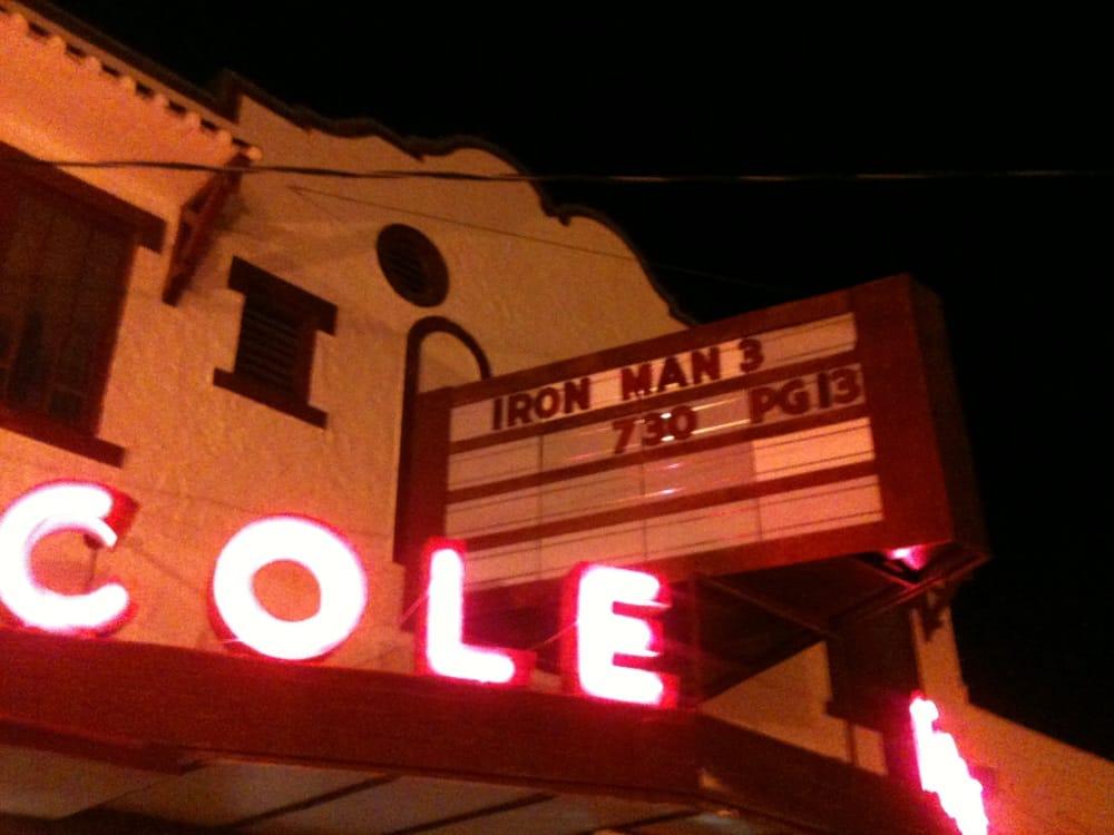 Cole Theatre: 207 E 2nd St, Hallettsville, TX