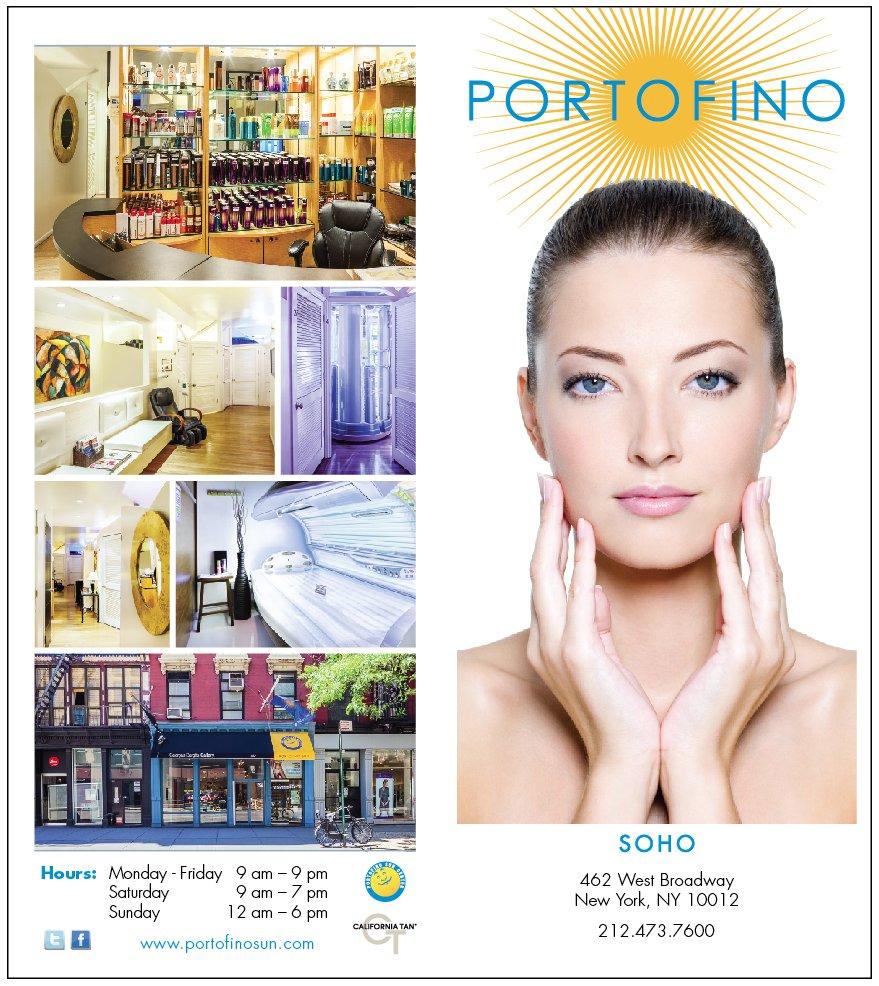 Portofino Sun Center - SoHo: 462 W Broadway, New York, NY