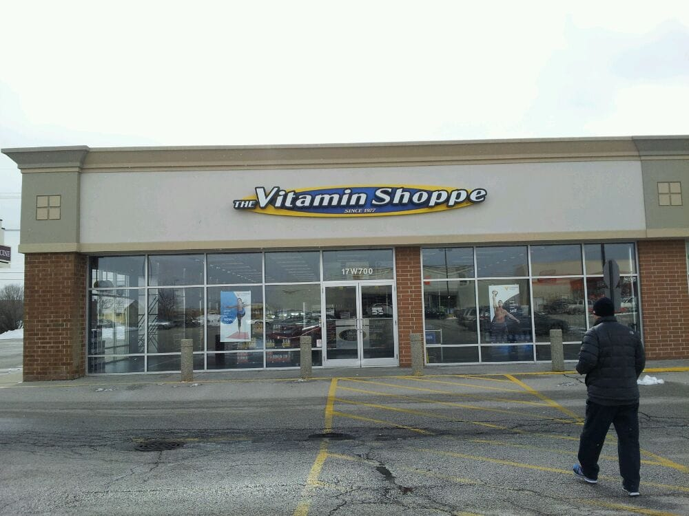 The vitamin shoppe vitamines et suppl ments 17w700 for 17w240 22nd st oakbrook terrace il 60181