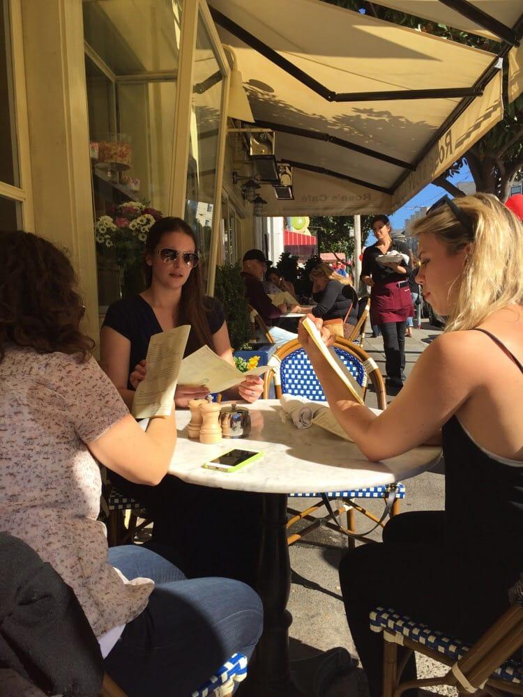 Rose S Cafe San Francisco Ca