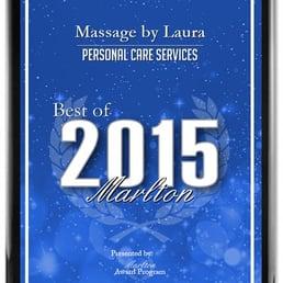 massage laura marlton