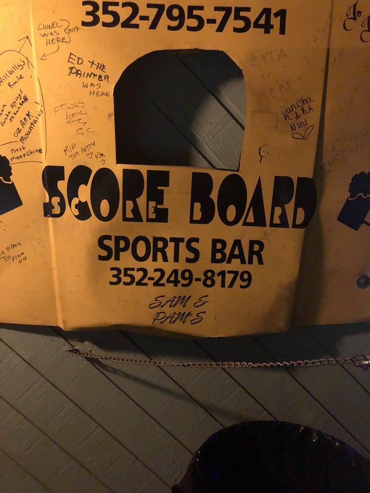 Scoreboard: 2075 N Lecanto Hwy, Lecanto, FL