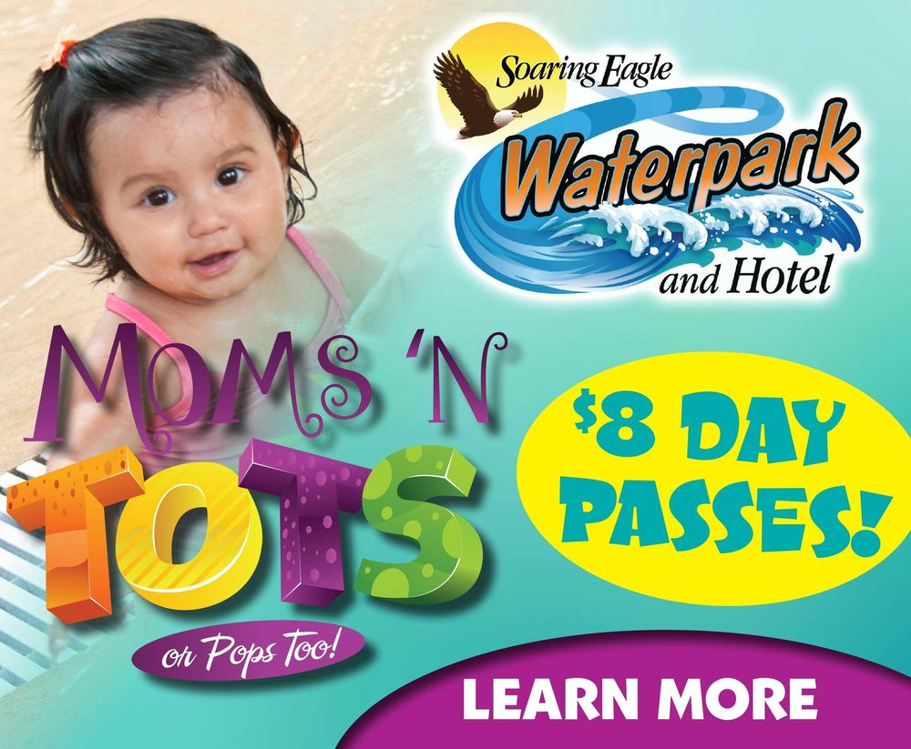 Social Spots from Soaring Eagle Waterpark and Hotel