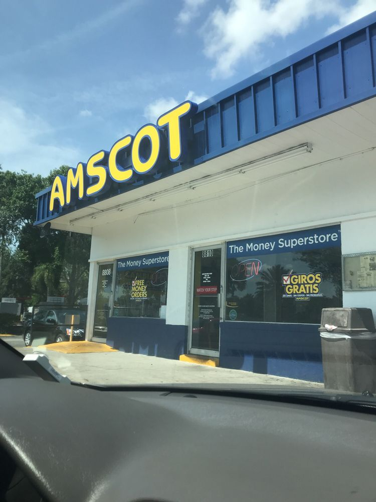Amscot - The Money Superstore™