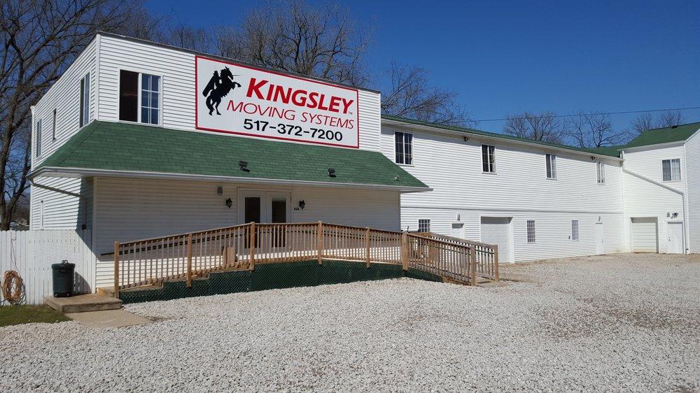 Kingsley Moving Systems: 610 Detroit St, Lansing, MI