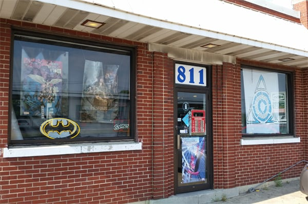 Encounter Comics & Games: 811 Union Blvd, Allentown, PA