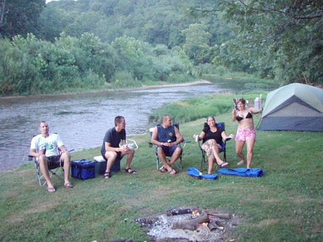 Indian Springs Resort & Campground: 1 Indian Springs Rd, Steelville, MO