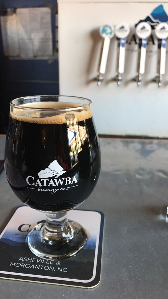 Catawba Brewing Co - Tasting Rooms: 63 Brook St, Asheville, NC