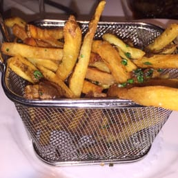 The Park Steakhouse - Park Ridge, NJ, United States. Fantastic fries