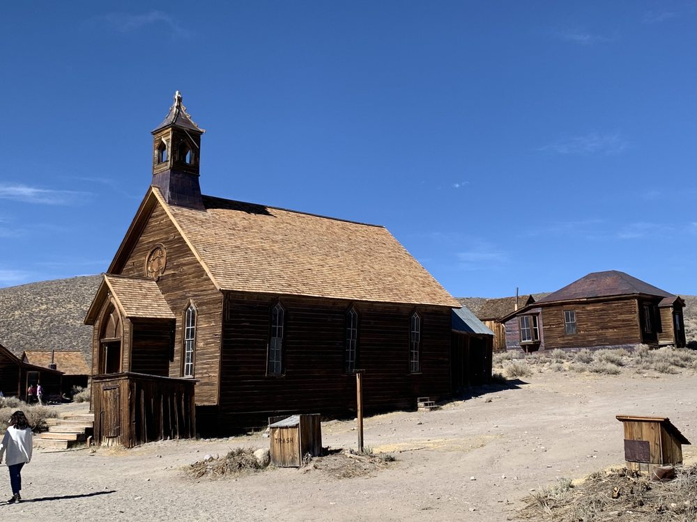 Bodie State Historic Park: Bodie Rd & Bypass Rd, Bodie, CA