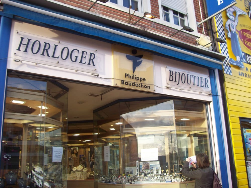 plus près de magasin en ligne matériaux de haute qualité Philippe Baudechon - Bijouterie & Joaillerie - 21 place de ...