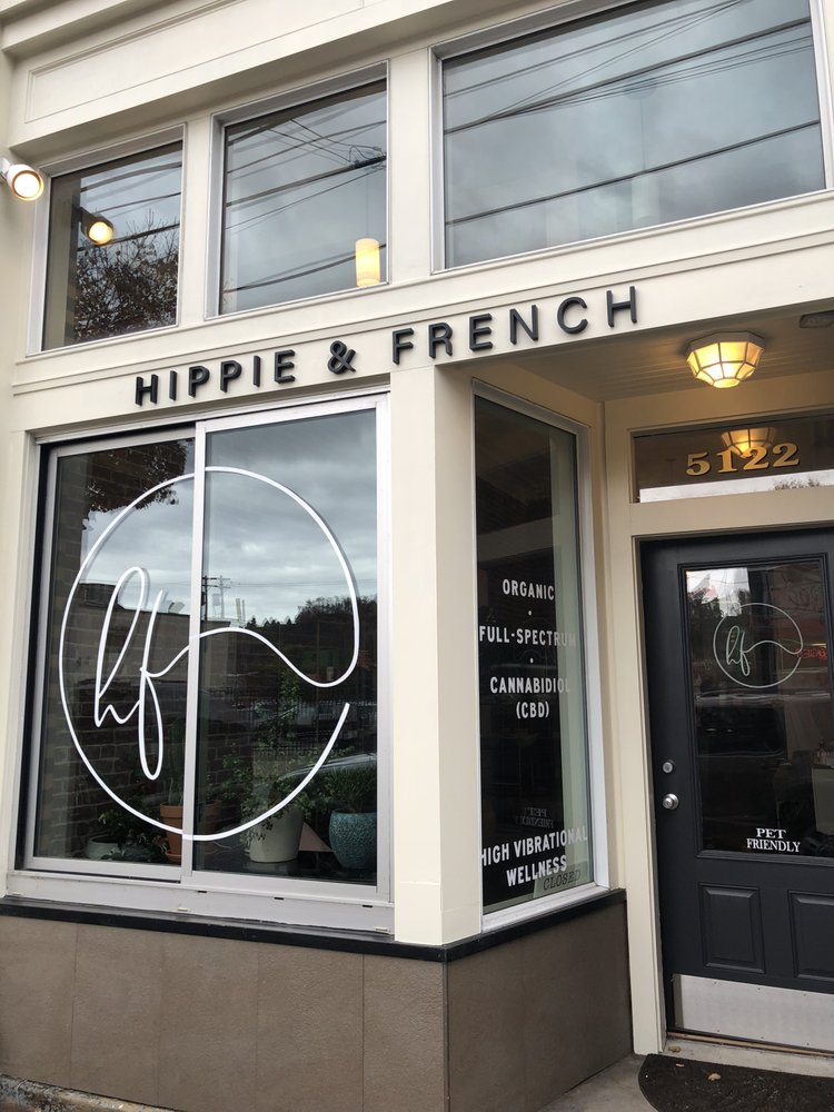 Hippie & French: 5122 Butler St, Pittsburgh, PA