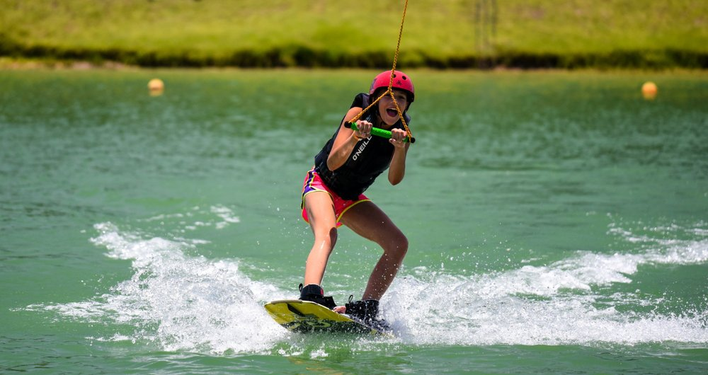 Wake Station Cable Park: 4411 County Rd 418, Rosharon, TX
