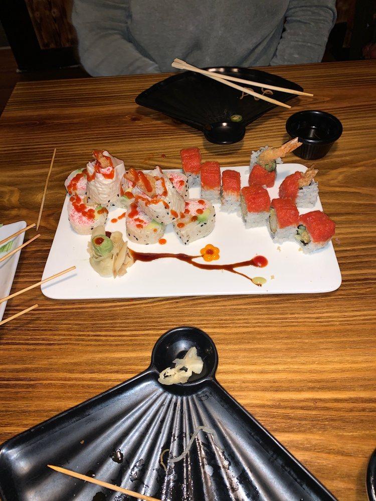 Sushi Masa - Lafayette: 3920 Ambassador Caffery Pkwy, Lafayette, LA