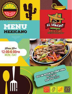 74e934c9cb482 El Sancho Mexican Restaurant - Mexican - 803 SW Access Rd