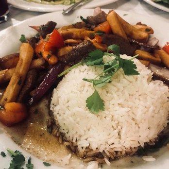 Photo Of Latin Chef San Go Ca United States Lomo Saltado