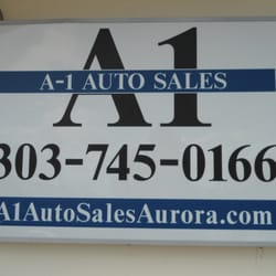 A1 Auto Sales >> A 1 Auto Sales 13 Reviews Car Dealers 1990 S Havana St Aurora