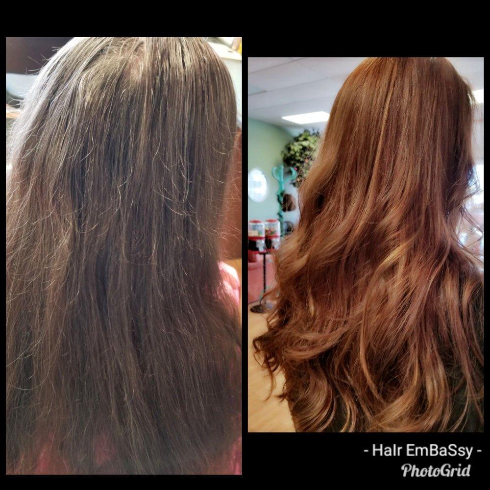 The Hair Embassy: 4893 Jonesboro Rd, Forest Park, GA