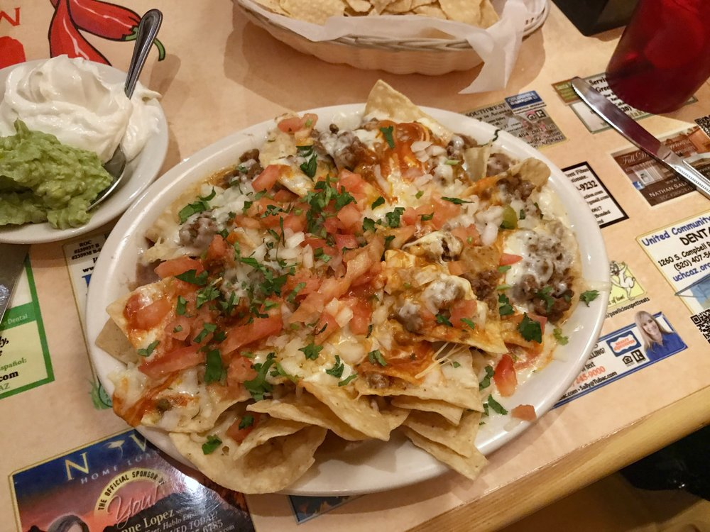 Manuel S Mexican Restaurant 121 W Duval Rd Green Valley