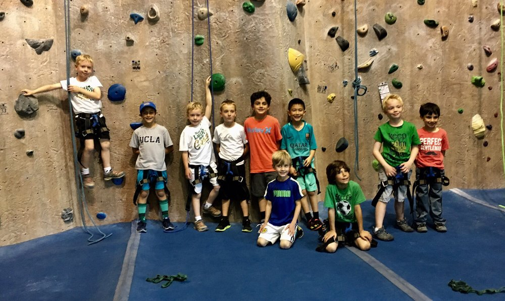 Boulderdash Indoor Rock Climbing: 880 Hampshire Rd, Thousand Oaks, CA