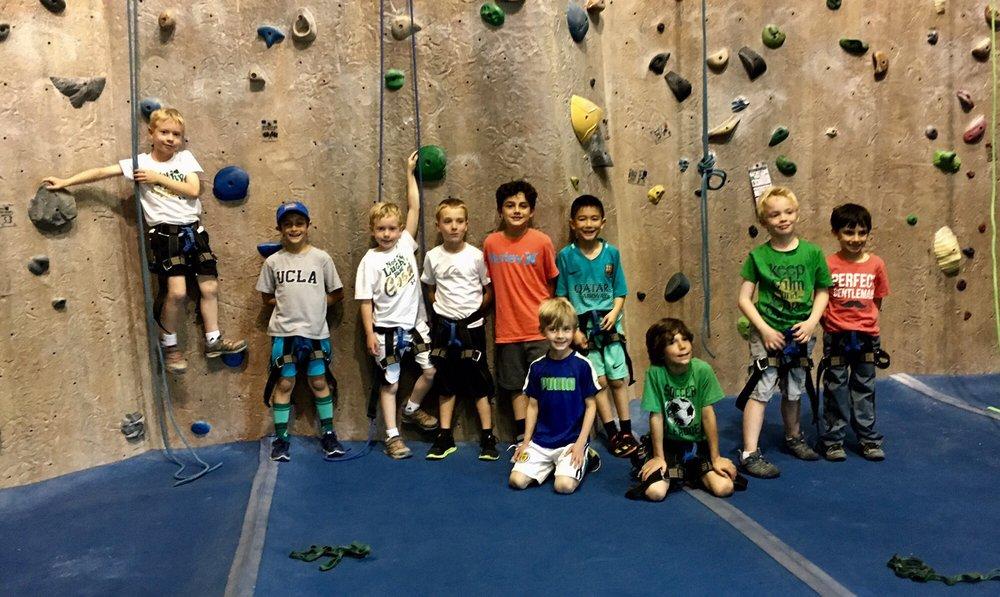 Boulderdash Indoor Rock Climbing